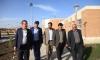 گزارش تصویری؛ بازدید شهردار از روند تکمیل پروژه مجموعه فرهنگی و تفریحی بانو شهر مبارکه