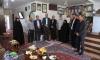 گزارش تصویری؛ دیدار سرپرست فرمانداری، شهردار و اعضای شورای اسلامی شهر مبارکه با خانواده محترم شهدای ضیایی