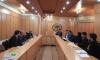 جلسه کمیته ساماندهی آرامستان های شهر