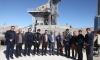 بازدید اعضای کمیسیون کارشناسی سرمایه گذاری شهرداری مبارکه به به اتفاق اعضای شورای اسلامی و مدیران شهرداری های شهرستان مبارکه از مجموعه کارخانه آسفالت
