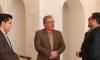 بازدید شهردار مبارکه از مراحل آماده سازی ارگ تاریخی نهچیر جهت اجرای جشنواره نوروزی