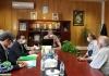 ملاقات مردمی شهردار مبارکه در راستای پیگیری و حل مشکلات شهروندان گرامی