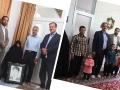شهردار مبارکه با دو خانواده معظم شهید این شهر دیدار کرد