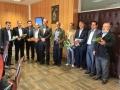 آیین تجلیل از جانبازان سرافراز شاغل در شهرداری مبارکه برگزار شد