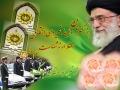 پیام مشترک شهردار و رئیس شورای اسلامی شهر مبارکه به مناسبت هفته نیروی انتظامی