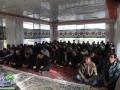 برگزاری مراسم پر فیض زیارت عاشورا در سازمان پارکها و فضای سبز  با حضور شهردار و عضو شورای اسلامی شهر مبارکه