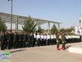 صبحگاه مشترک به مناسبت هفته نیروی انتظامی با حضور شهردار و مسئولین شهرستان مبارکه
