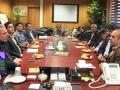نشست صمیمی شهردار و رئیس شورای اسلامی شهر مبارکه با فعالان اهل قلم به مناسبت هفته کتاب و کتابخوانی