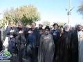 مراسم عزاداری هیئت های مذهبی همراه با استقبال از امام جمعه جدید شهر مبارکه