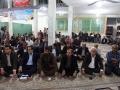 دیدار مردمی شهردار و اعضای شورای اسلامی شهر مبارکه در محله درچه