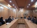جلسه کارگروه مدیریت رخداد، با موضوع کم آبی