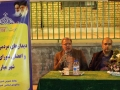 گزارش تصویری /دیدار مردمی شهردار و اعضای شورای اسلامی شهر مبارکه در امامزاده عزالدین محمد(ع)