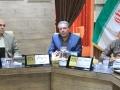 گزارش تصویری /برگزاری جلسه کمیسیون فرهنگی با موضوع ساماندهی آرامستان شهر