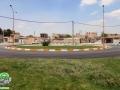 گزارش تصویری /روایت تلاش در حوزه عمرانی /اتمام عملیات اجرایی اصلاح هندسی میدان در خیابان فردوسی