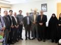 گزارش تصویری / دیدار مدیریت شهری مبارکه با رئیس اداره تامین اجتماعی شهرستان به مناسبت روز تامین اجتماعی