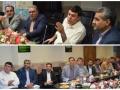 جلسه کارگروه گردشگری و سرمایه گذاری شهرستان مبارکه برگزار شد