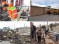 روایت تلاش در حوزه معاونت خدمات شهری شهرداری مبارکه/ آذرماه  1398
