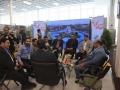 گزارش تصویری /چهارمین روز حضور شهرداری مبارکه در نمایشگاه بین المللی شهر گردشگر