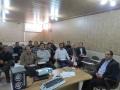 برگزاری کلاس آموزشی کارگروه تخصصی آواربرداری