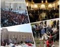 ارگ تاریخی نهچیر مقصد زیبای مسافران نوروزی