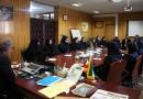 گزارش خبری /آئین تجلیل از بانوان شاغل در شهرداری مبارکه برگزار شد