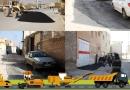 نهضت آسفالت/محله قهنویه - کوچه 50 و 52