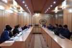 جلسه هم انديشي مدیران سرمایه گذاری شهرداری های استان اصفهان در مبارکه برگزار شد