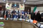 تجلیل از پرسنل جانباز شهرداری مبارکه و سازمان های وابسته