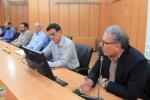 گزارش خبری / گام بلند شهرداری مبارکه در تدوین سند چشم انداز بیست ساله شهر