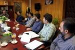 گزارش تصویری/ مهرماه 1398/جلسه ستاد مدیریت بحران شهرداری مبارکه برگزار شد