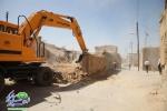 تملک 70 درصدی املاک معارض طرح تعریض خیابان شهید محمدصادقی محله دهنو