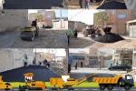 نهضت آسفالت/محله شیخ آباد- خیابان شهید مصطفی خمینی- کوچه بصیرت