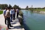 گزارش خبری/ تصمیم گیری برای آزادسازی مسیل های عبوری از شهر مبارکه