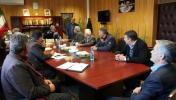 گزارش تصویری/ ملاقات مردمی شهردار مبارکه با شهروندان/ 30 دی ماه 98