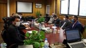 برگزاری جلسه هماهنگی ستاد مدیریت بحران شهرداری  مبارکه