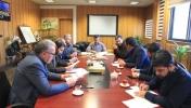 گزارش تصویری / برگزاری جلسه کمیسیون عالی سرمایه گذاری