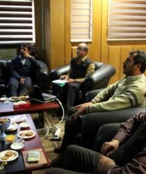 گزارش تصویری/ جلسه کارگروه بودجه شهرداری مبارکه برگزار شد