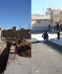 گزارش تصویری/ روایت تلاش در حوزه معاونت عمران شهرداری مبارکه