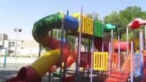 روایتی از اقدام و تلاش در حوزه فضای سبز / شروع عملیات تعمیر و ایمن سازی وسایل بازی پارک های شهر مبارکه و محلات