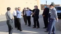 بازدید شهردار ،رئیس و اعضای شورای اسلامی شهر مبارکه از محلات و بخش های مختلف شهر پیرامون اولویت بندی پروژه های عمرانی
