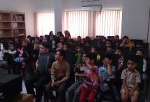 برگزاری جشنواره كلاسهاي اوقات فراغت در مجتمع فرهنگي غدير
