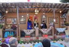 نرم نرمک می رسد اینک بهار /(گزارش تصویری )مراسم افتتاحیه جشنواره فرهنگی هنری نوبهار
