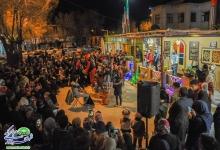 گزارش تصویری | جشنواره فرهنگی هنری نوبهار در ایستگاه سوم