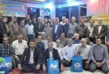 گزارش تصویری / نشست صمیمی مدیریت شهری مبارکه با آزادگان سرافراز