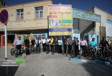 برگزاری همایش دوچرخهسواری در مبارکه