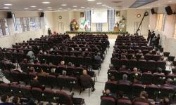 سالن اجتماعات گلستان شهدای شهر مبارکه افتتاح شد