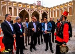 بازدید شهردار مبارکه از نخستین جشنواره فرهنگی و هنری نوروزگاه در ارگ تاریخی…