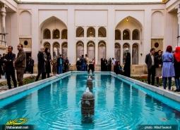 بازگشایی نخستین جشنواره فرهنگی و هنری نوروزگاه در ارگ تاریخی نهچیر مبارکه