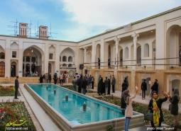 دومین روز از جشنواره فرهنگی و هنری نوروزگاه در ارگ تاریخی نهچیر مبارکه