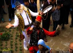 سومین روز از جشنواره فرهنگی و هنری نوروزگاه شهر مبارکه در مجموعه تاریخی ارگ…